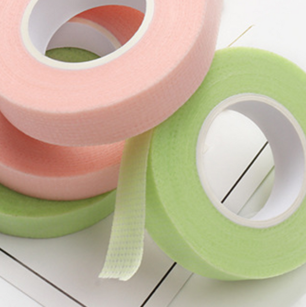 Lash Tape for Professional Eyelash Extension - Non-woven Fabric with Ventilation Holes -Easy Tearing