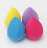Highest Quality  Makeup sponge --Antibacterial Anti-mold / 100% hydrophilic polyurethane / latex free/ vegan -- one piece