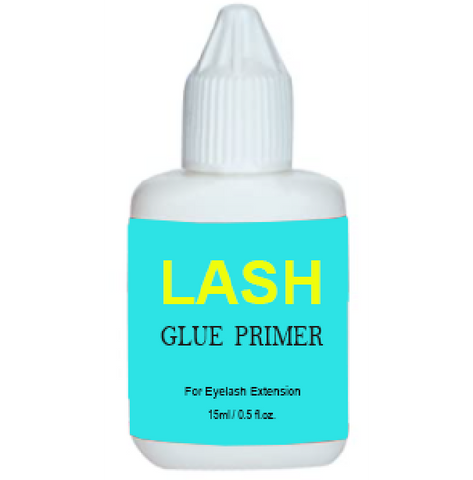 Lash Glue Primer Private Label   15ml × 10 Bottles