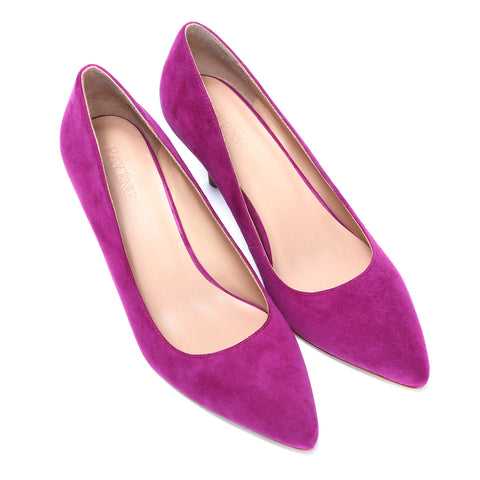 7CM High Heels Women Shoes Party Wedding Pointed Toe Pumps