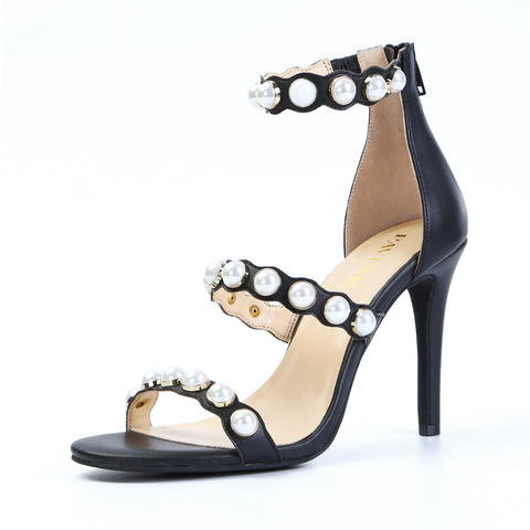 Open Toe Sandals 10CM High Heels