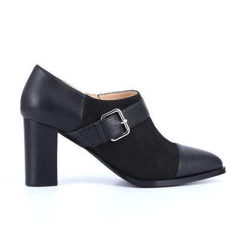 Ladies Ankle Boots Pointed Toe