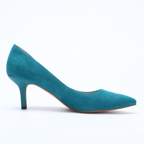 7CM High Heels,Suede Leather