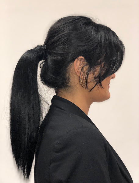 Customized Ponytail hair extension