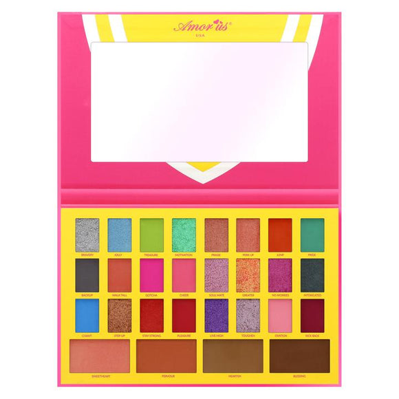 CHIN UP - PRESSED PIGMENT PALETTE