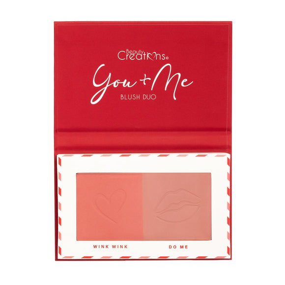YOU + ME BLUSH DUO