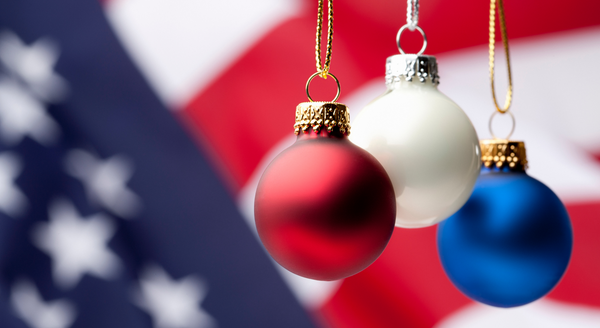 Star-Spangled Holiday Gifts for Red-Blooded American Patriots
