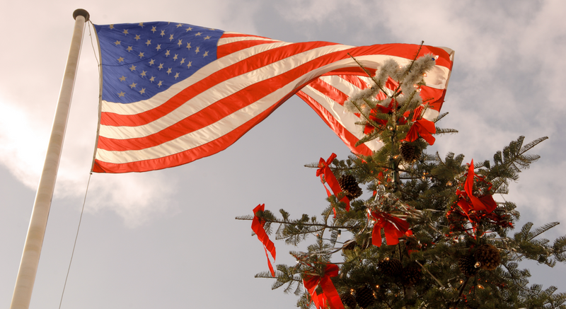 Saluting Our American Military: Holiday Gift Edition