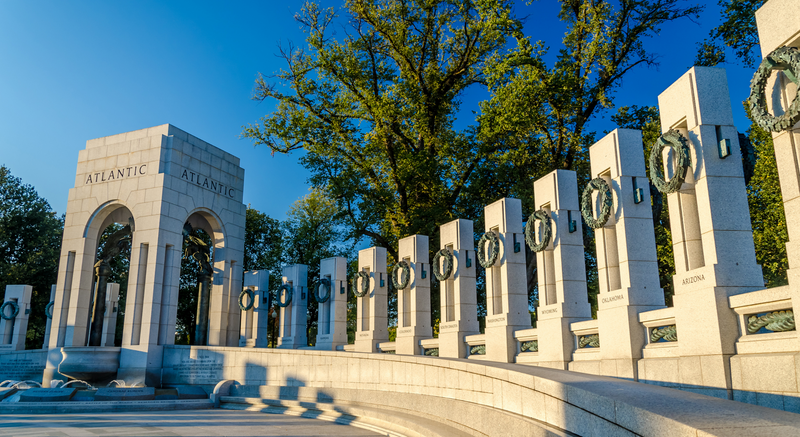 The 5 Most Moving Military Memorials in the Nation