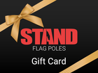 Stand Gift Card