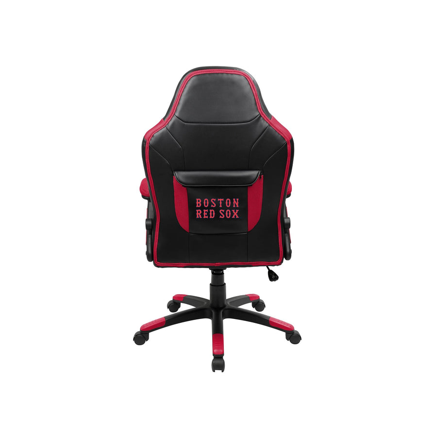 Boston Red Sox Oversized Licensed Gaming Chair - Racer Gaming Chairs