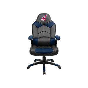 Cleveland Indians Oversized Licensed Gaming Chair - Racer Gaming Chairs