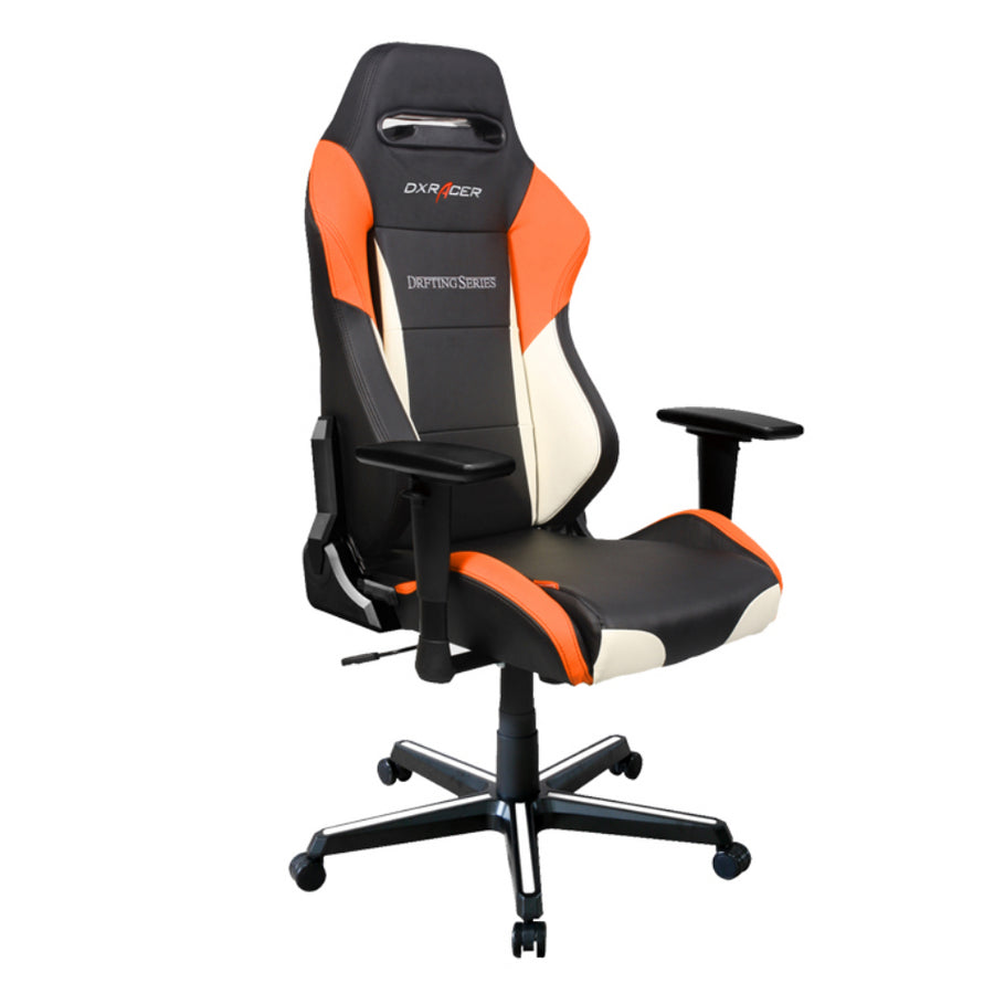 DXRacer OH/DM61/NWO Black/Orange Drifting Series Gaming Chair - Racer Gaming Chairs