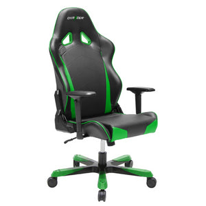 DXRacer OH/TS29/NE Black/Green Tank Series Gaming Chair - Racer Gaming Chairs