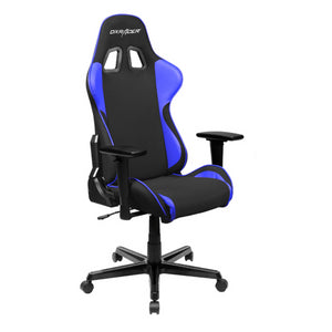 DXRacer OH/FH11/NI Black/Indigo Formula Series Gaming Chair - Racer Gaming Chairs