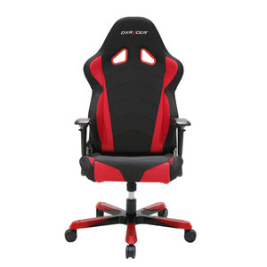 DXRacer OH/TS30/NR Black/Red Tank Series Gaming Chair - Racer Gaming Chairs
