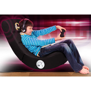 Washington Redskins Bluetooth Rocker Gaming Chair - Racer Gaming Chairs