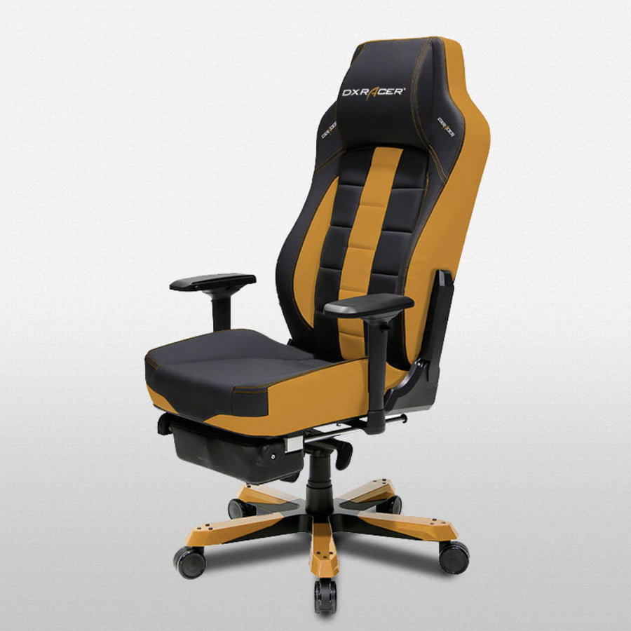DXRacer OH/CS120/NC/FT Coffee/Black Classic Series Gaming Chair - Racer Gaming Chairs