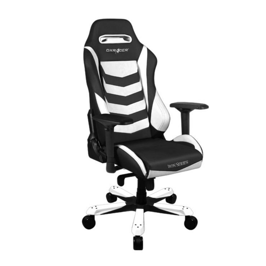DXRacer OH/IS166/NW Iron Series Gaming Chair - Racer Gaming Chairs