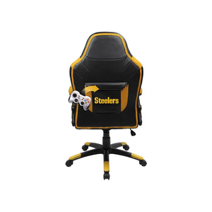 Pittsburgh Steelers Oversized Licensed Gaming Chair - Racer Gaming Chairs