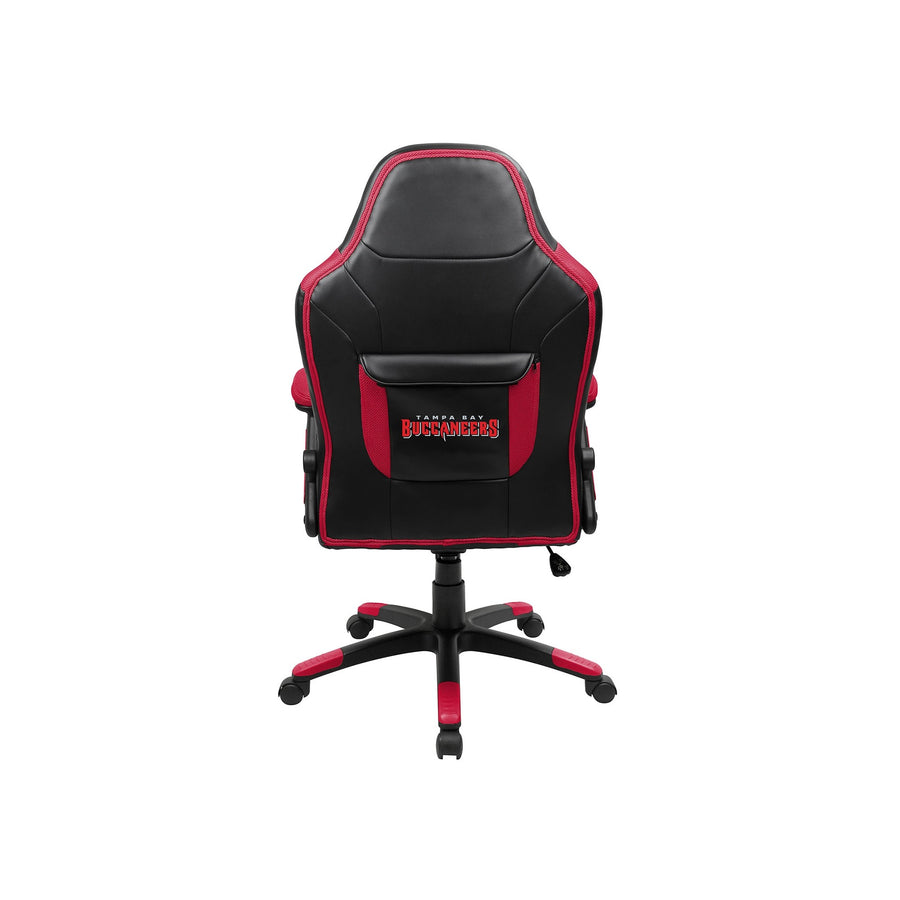 Tampa Bay Buccaneers Oversized Licensed Gaming Chair - Racer Gaming Chairs