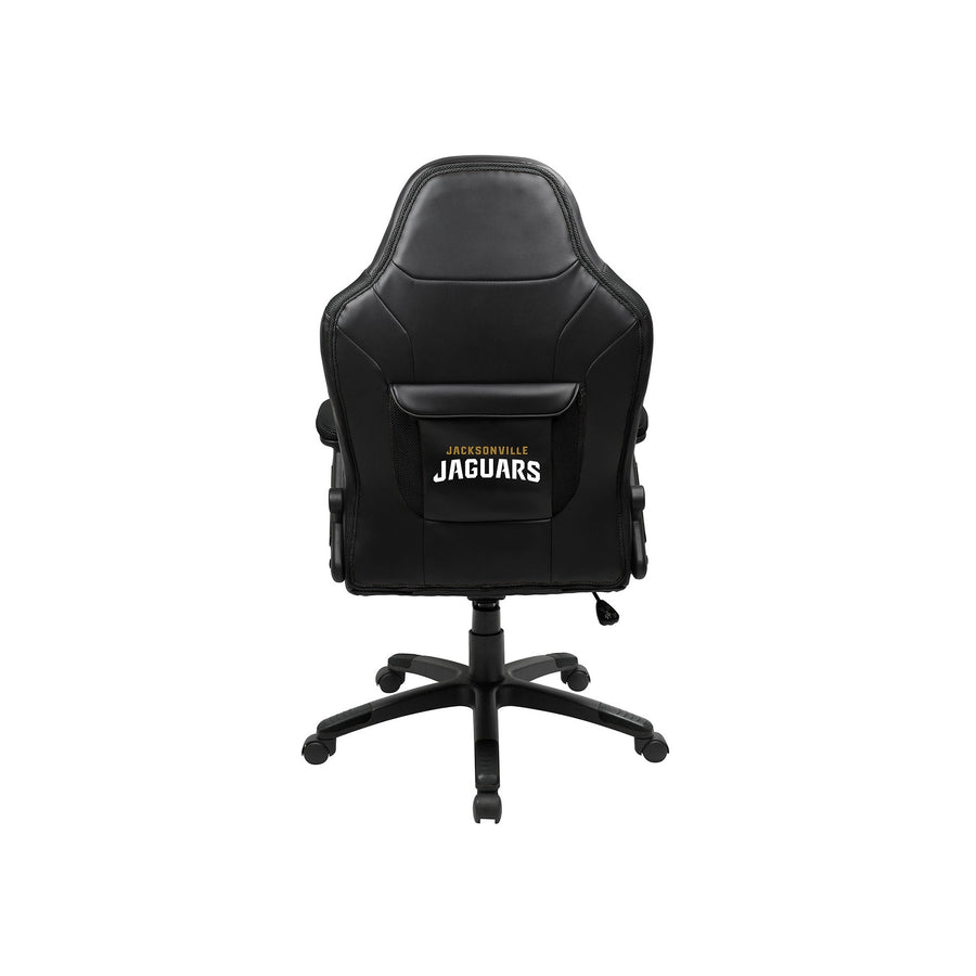Jacksonville Jaguars Oversized Licensed Gaming Chair - Racer Gaming Chairs
