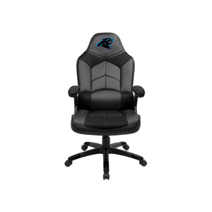 Carolina Panthers Oversized Licensed Gaming Chair - Racer Gaming Chairs