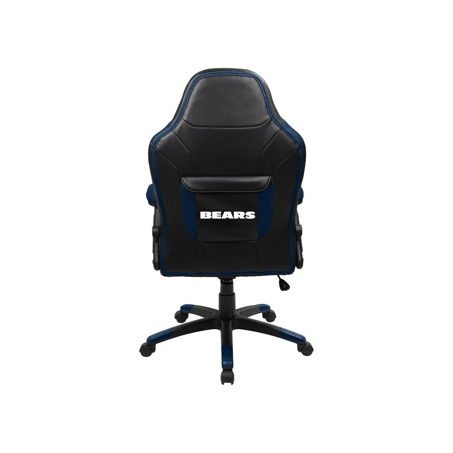 Chicago Bears Oversized Licensed Gaming Chair - Racer Gaming Chairs