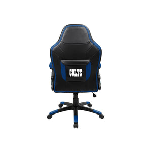 Indianapolis Colts Oversized Licensed Gaming Chair - Racer Gaming Chairs