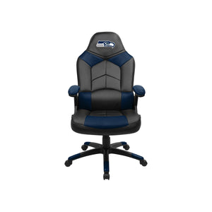 Seattle Seahawks Oversized Licensed Gaming Chair - Racer Gaming Chairs