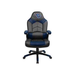 Tennessee Titans Oversized Licensed Gaming Chair - Racer Gaming Chairs