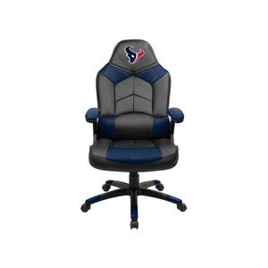 Houston Texans Oversized Licensed Gaming Chair - Racer Gaming Chairs