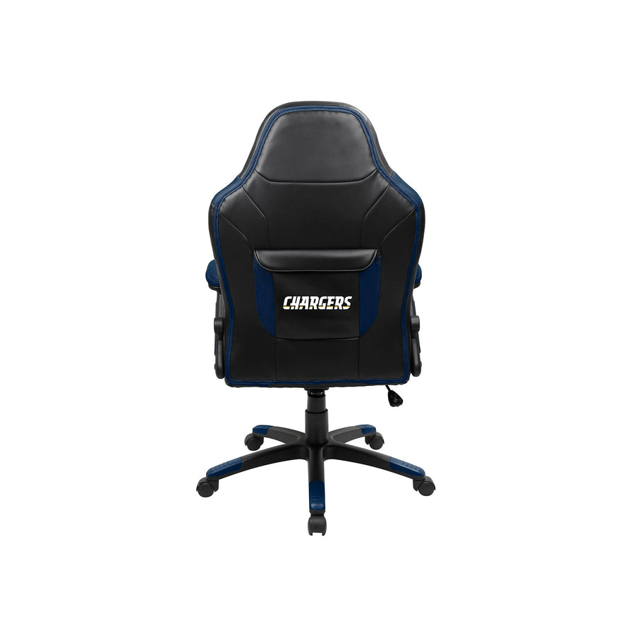 Los Angeles Chargers Oversized Licensed Gaming Chair - Racer Gaming Chairs