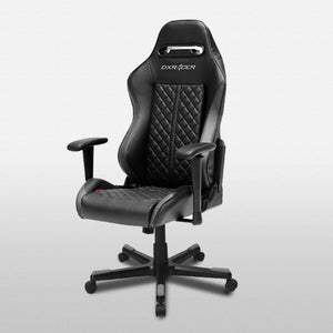 DXRacer OH/DF73/NG Gray/Black Drifting Series Gaming Chair - Racer Gaming Chairs