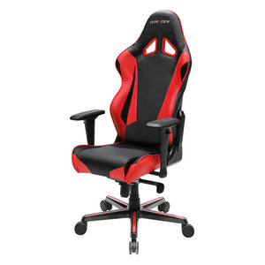 DXRacer OH/RV001/NR Black/Red Racing Series Gaming Chair - Racer Gaming Chairs