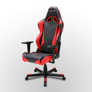 DXRacer OH/RB1/NR Black/Red Racing Series Gaming Chair - Racer Gaming Chairs