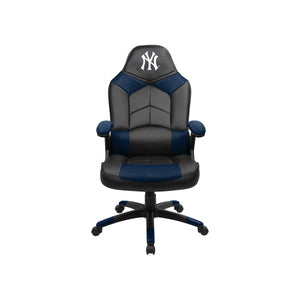 New York Yankees Oversized Licensed Gaming Chair - Racer Gaming Chairs