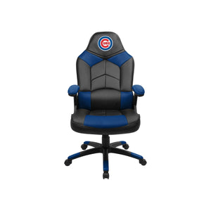 Chicago Cubs Oversized Licensed Gaming Chair - Racer Gaming Chairs