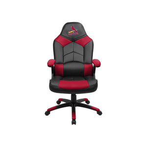 St. Louis Cardinals Oversized Licensed Gaming Chair - Racer Gaming Chairs