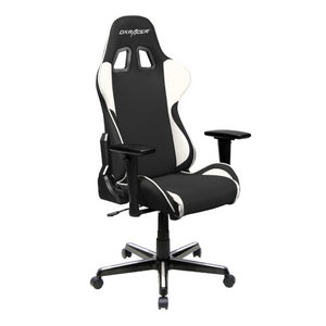 DXRacer OH/FH11/NW Black/White Formula Series Gaming Chair - Racer Gaming Chairs