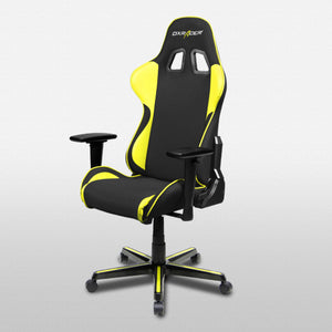 DXRacer OH/FH11/NY Black/Yellow Formula Series Gaming Chair - Racer Gaming Chairs