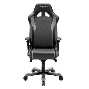 DXRacer OH/SJ08/NG Black/Gray Sentinel Series Gaming Chair - Racer Gaming Chairs