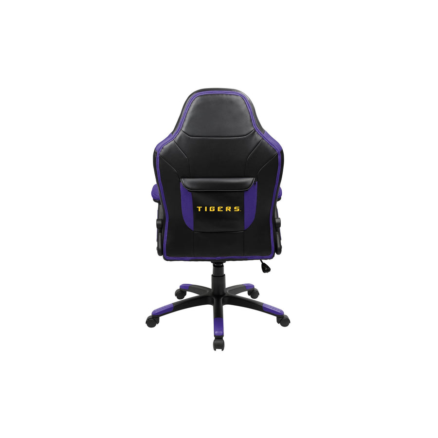 Louisiana State University Oversized Licensed Gaming Chair - Racer Gaming Chairs