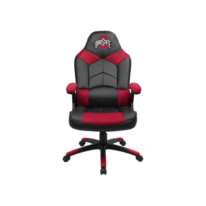 Ohio State Oversized Licensed Gaming Chair - Racer Gaming Chairs