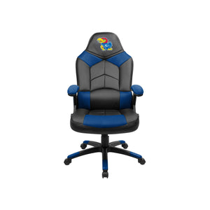University of Kansas Oversized Licensed Gaming Chair - Racer Gaming Chairs
