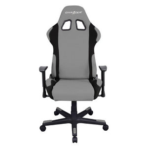 DXRacer OH/FD01/GN Gray/Black Formula Series Gaming Chair - Racer Gaming Chairs