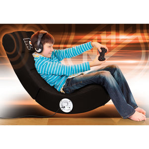 Philadelphia Flyers Bluetooth Rocker Gaming Chair - Racer Gaming Chairs