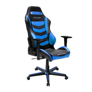 DXRacer OH/DM166/NB Black/Blue Drifting Series Gaming Chair - Racer Gaming Chairs
