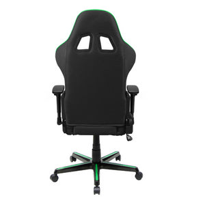 DXRacer OH/FH11/NE Black/Green Formula Series Gaming Chair - Racer Gaming Chairs