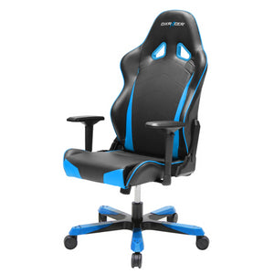 DXRacer OH/TS29/NB Black/Blue Tank Series Gaming Chair - Racer Gaming Chairs